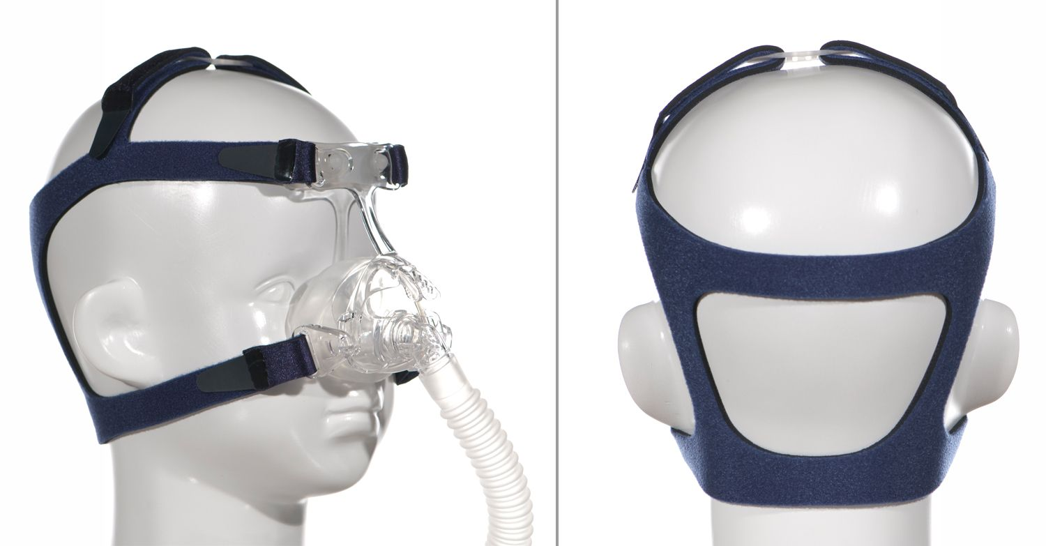 AG-PEDKIT-HGL AG Industries Nonny Pediatric Nasal Mask Replacement Headgear Large product photo
