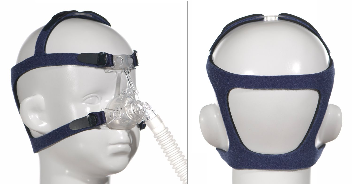 AG-PEDKIT-HGS AG Industries Nonny Pediatric Nasal Mask Replacement Headgear Small product photo