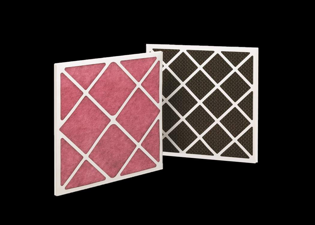 "24"" x 12"" x 2 Aerostar® Carbon Honeycomb Filter product photo"