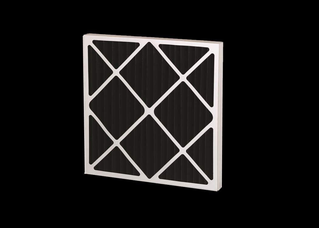 "14"" x 14"" x 1 MERV 6 Aerostar®Series 550 Odor Removal Carbon Pleat Filter product photo"