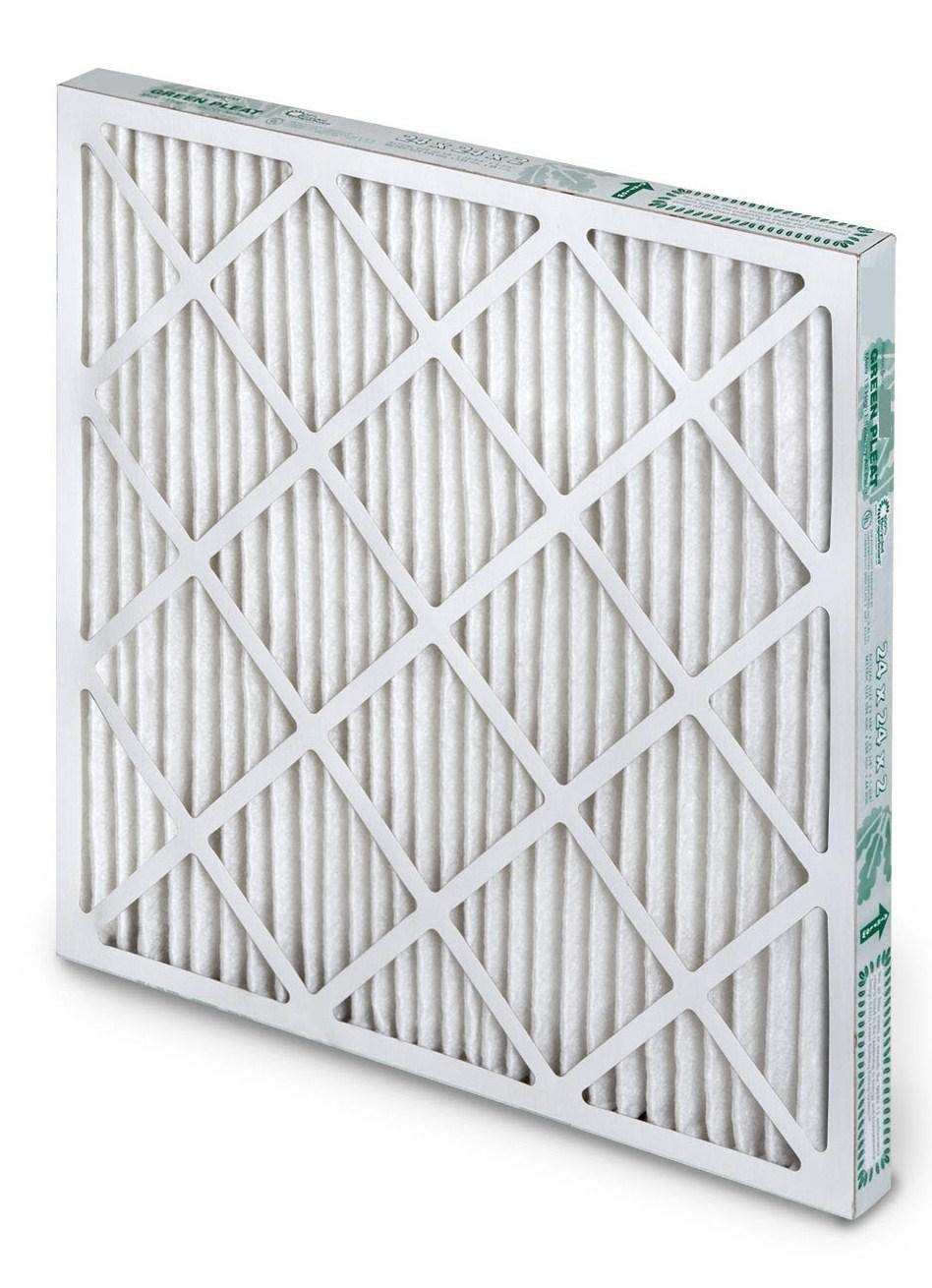 24 x 12 x 4 merv 13 aerostar green pleat high capacity - Hvac Air Filters