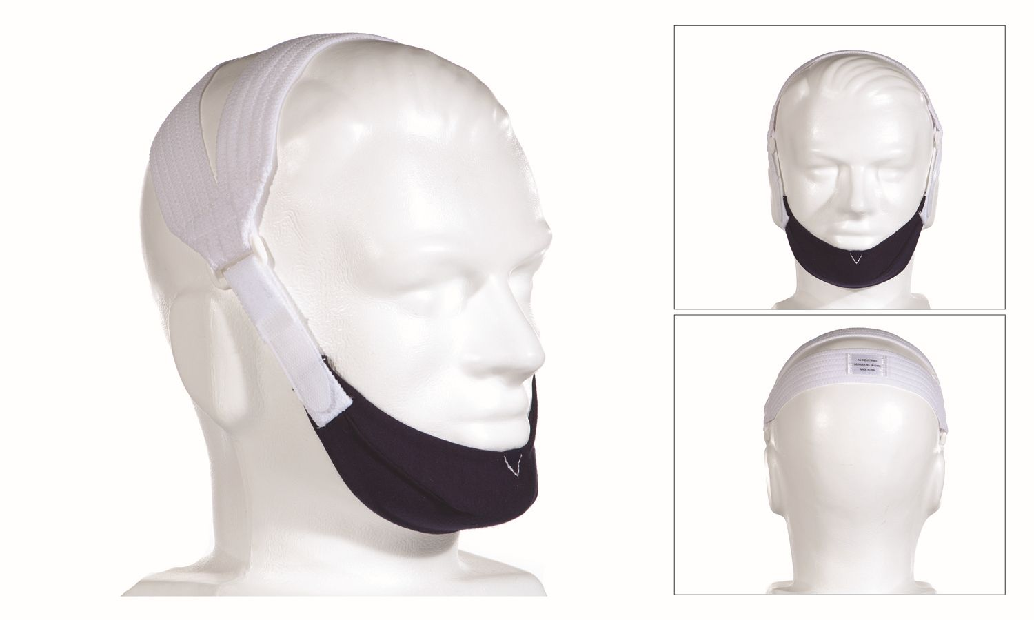 SP-CHRC Royal Crown Style Chinstrap product photo